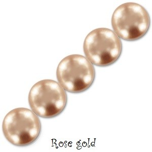 Rose Gold Pearl
